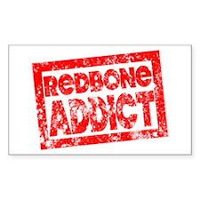 Redbone ADDICT Decal