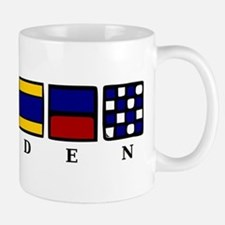 Nautical Sweden Mug