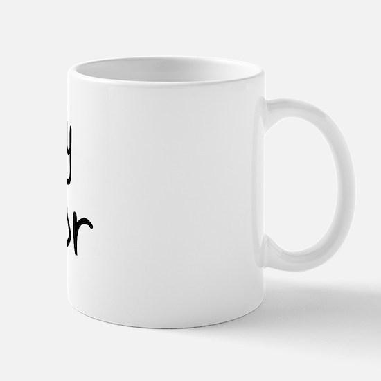 I LOVE MY Bassador Mug
