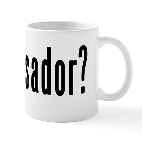 GOT BASSADOR Mug