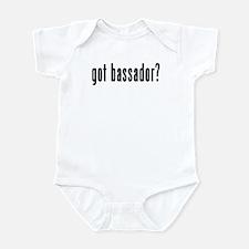 GOT BASSADOR Infant Bodysuit