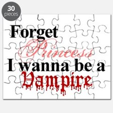 Forget princess Vampire Puzzle
