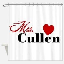 Mrs. Edward Cullen Shower Curtain