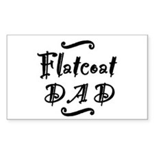 Flatcoat DAD Decal