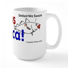 Cod Lips America Mug