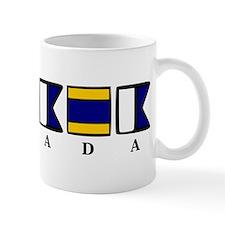 Nautical Canada Mug
