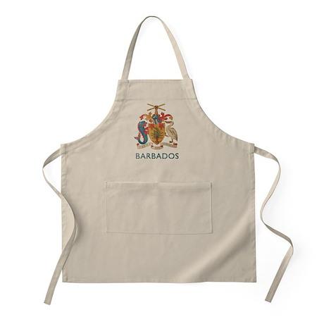 Vintage Barbados Apron