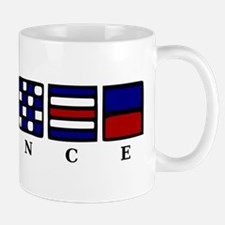 Nautical France Mug