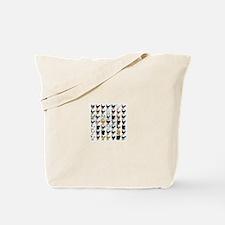 Unique Hens Tote Bag