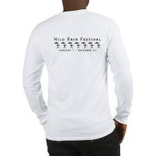 Hilo Rain Festival Long Sleeve T-Shirt