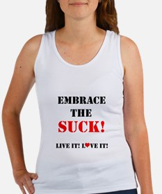 EmbraceTheSuck Tank Top