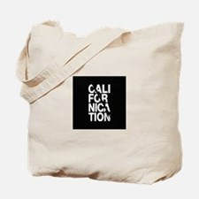 Unique Californication Tote Bag