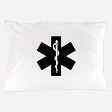 EMS Star of Life Pillow Case