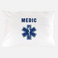 Medic and Paramedic Pillow Case