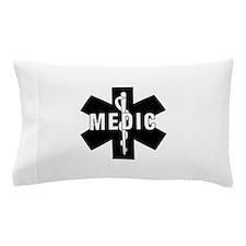 Medic EMS Star Of Life Pillow Case