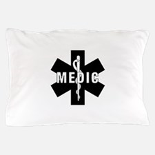 Medic EMS Star Of Life Pillow Case