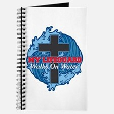 My Lifeguard Walks on Water Journal