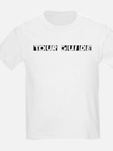 Tour Guide Kids T-Shirt