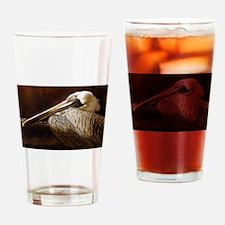 NEW,PELICAN JAKE Drinking Glass