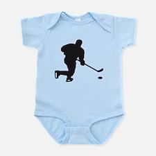 Unique Us ice skating team Infant Bodysuit