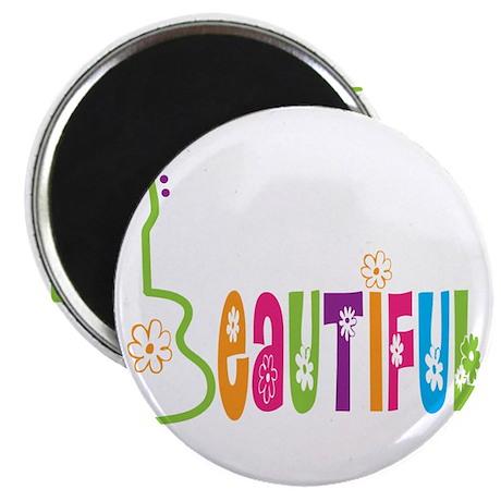 Beautiful Uke Magnet