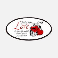 Biker Love Patches