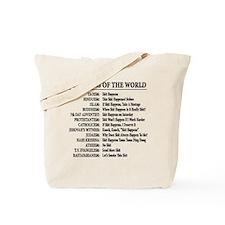 Cute Shit happens Tote Bag