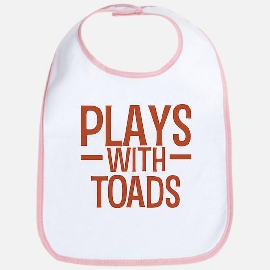 PLAYS Toads Bib