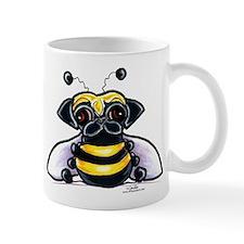 Cute Pug Bee Mug