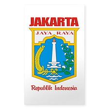 """Jakarta"" Decal"