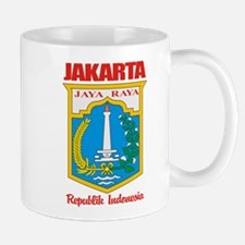 """Jakarta"" Mug"