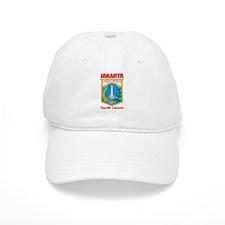 """Jakarta"" Baseball Cap"