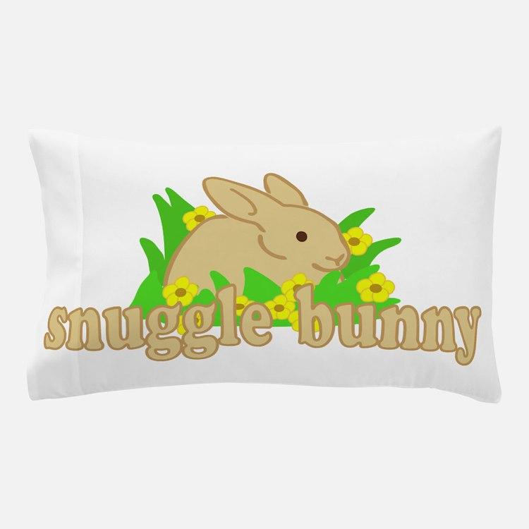 Snuggle Bunny Pillow Case