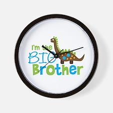 Dinosaur Big Brother Wall Clock