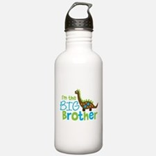 Dinosaur Big Brother Sports Water Bottle