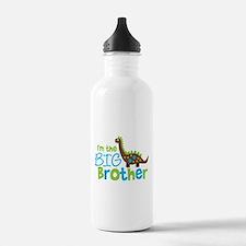 Dinosaur Big Brother Water Bottle
