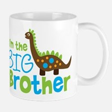 Dinosaur Big Brother Mug