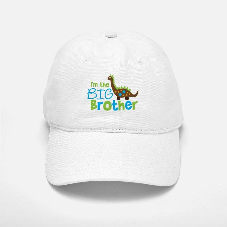 dinosaur big brother baseball cap the good toddler hat