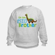 Dinosaur Big Brother Sweatshirt