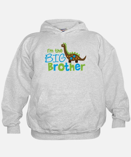 Dinosaur Big Brother Hoodie