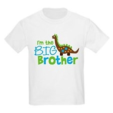 Dinosaur Big Brother T-Shirt