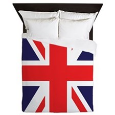 Union Jack Queen Duvet