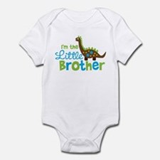 Dinosaur Little Brother Infant Bodysuit