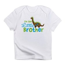 Dinosaur Little Brother Infant T-Shirt