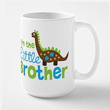 Dinosaur Little Brother Large Mug