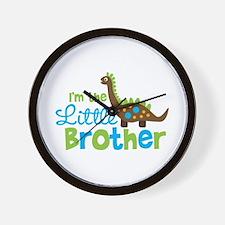 Dinosaur Little Brother Wall Clock
