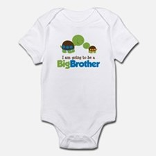 Turtle going to be a Big Brother Onesie