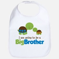 Turtle going to be a Big Brother Bib