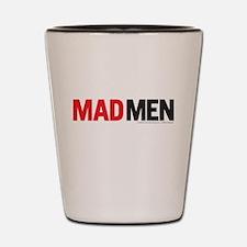Mad Men Shot Glass