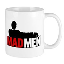 Madmen Truth Lies Mug